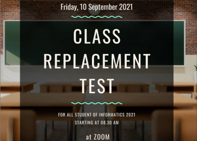 Class Replacement Test